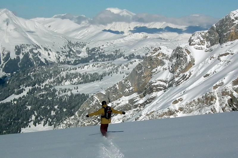 Snowboard sin vicios