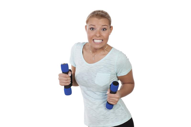 Tu lesión muscular puede venir de tu boca