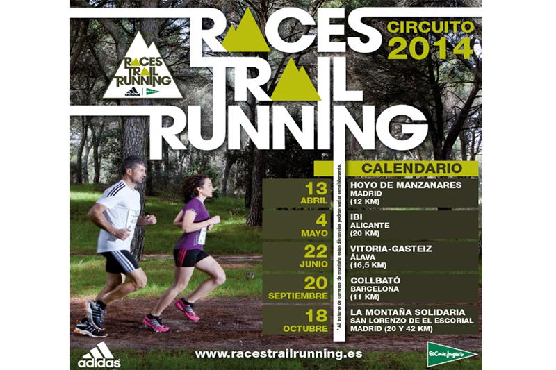 Races Trail Running vuelve el 13 de abril en Hoyo de Manzanares
