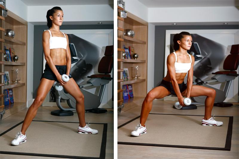 Los 4 mejores ejercicios para glúteos