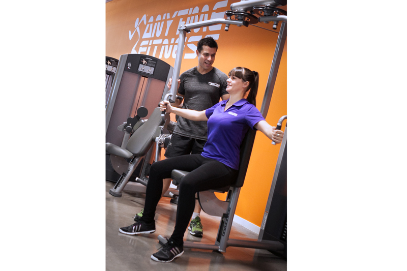 Gimnasio a todas horas y todos los días: Anytime Fitness llega a España