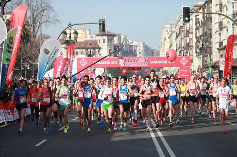 Últimas inscripciones para la Media Maratón de Santander