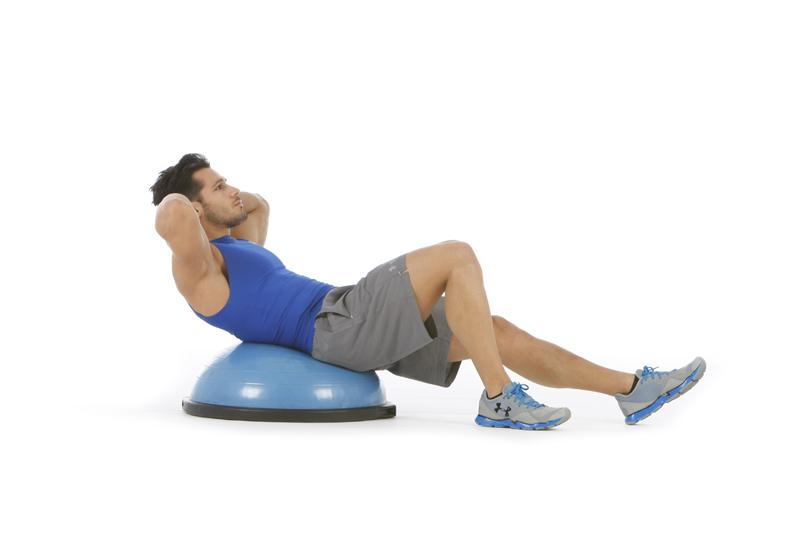 Todo abdominales Nivel 1: Antes de entrenar, activar