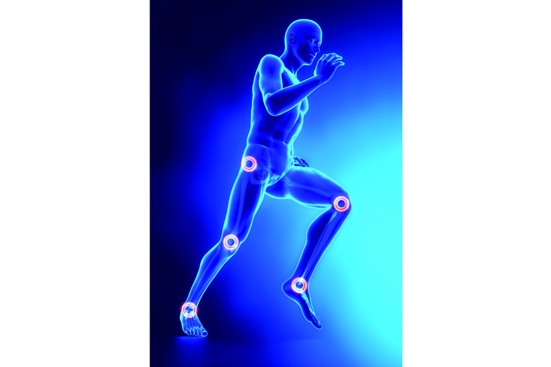 La salud articular del deportista
