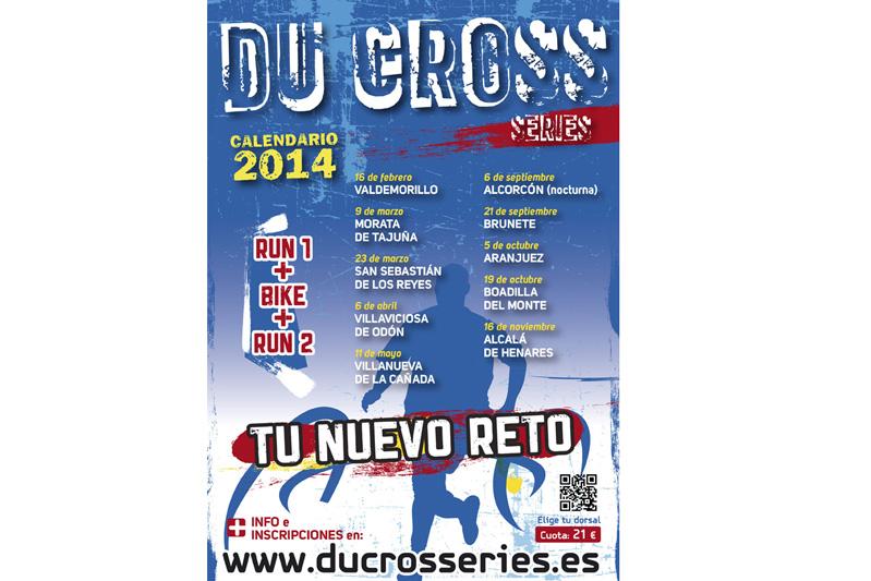 Du Cross Series inaugura la temporada 2014