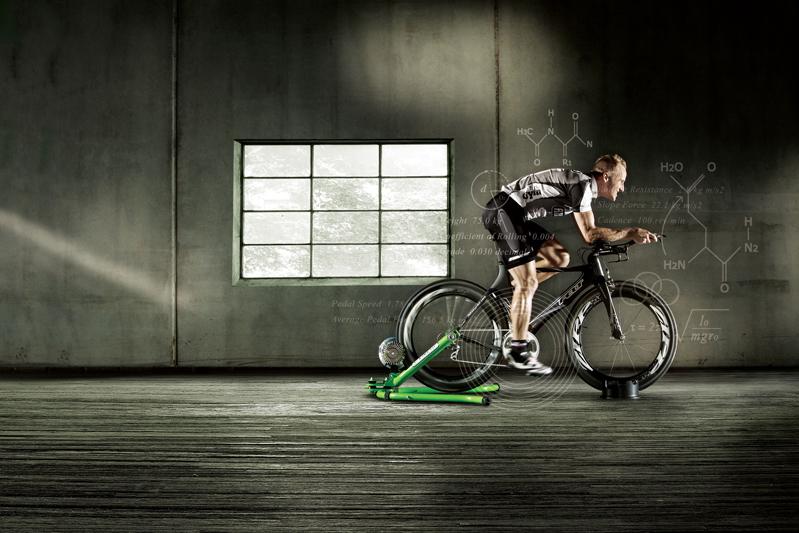 El entrenamiento en rodillo: no hay excusas