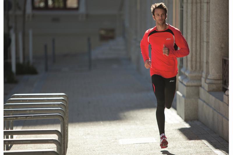 Refuerza tu zona media y corre más fuerte