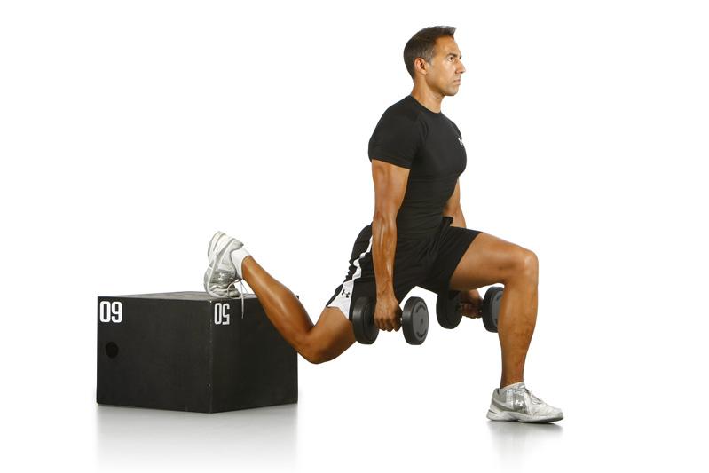 Ejercicios que mejoran tu sentadilla