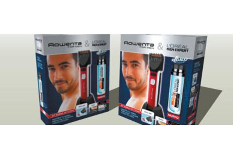 """Sorteamos 2 kits """"barba de 3 días"""" de Rowenta y L´Oréal"""