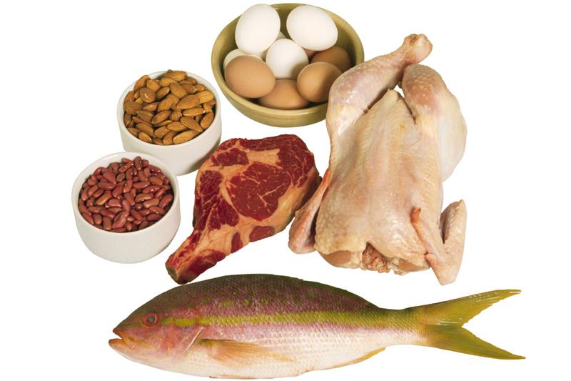Proteínas vs Hidratos