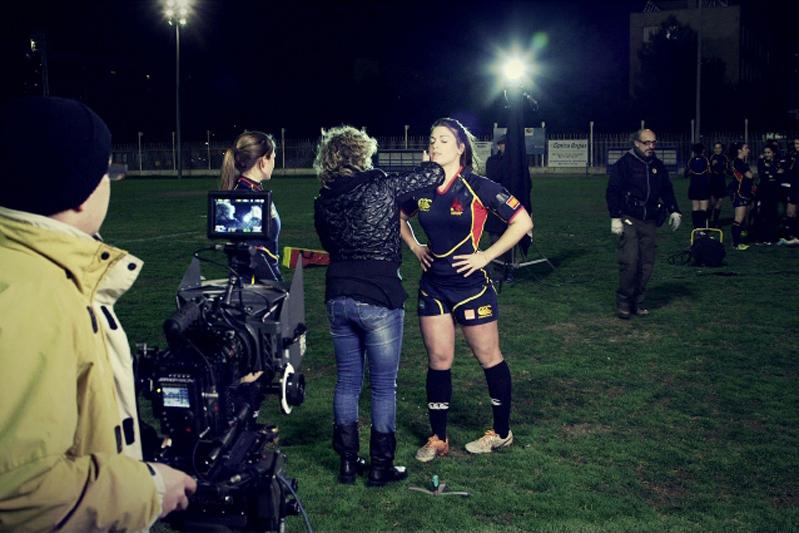 """Las """"leona7s"""" de rugby protagonizan el nuevo anuncio de Cristalmina"""