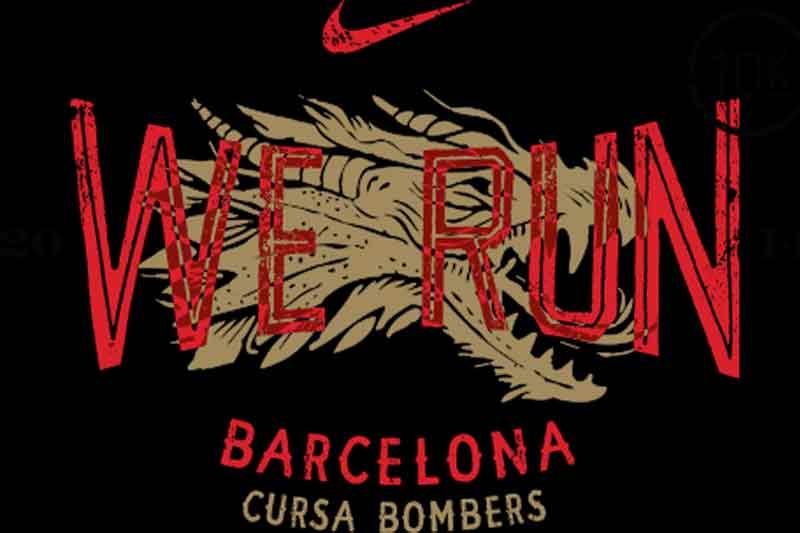 La Cursa de Bombers se correrá el próximo 13 de abril