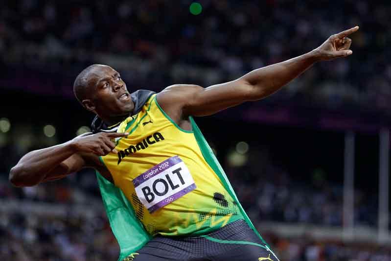 Los trucos de los campeones: Usain Bolt