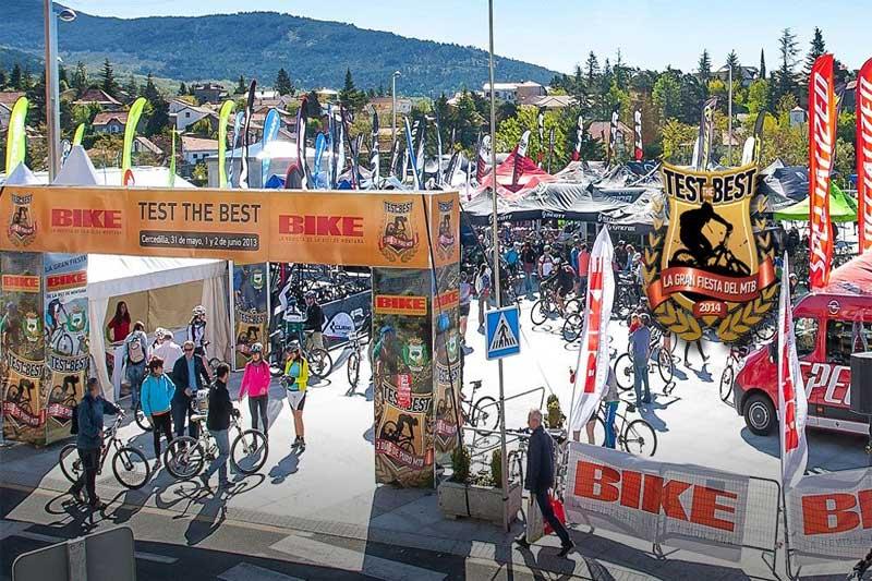 """Se acerca el """"Test the Best"""": el fin de semana para decidir qué bici te compras"""