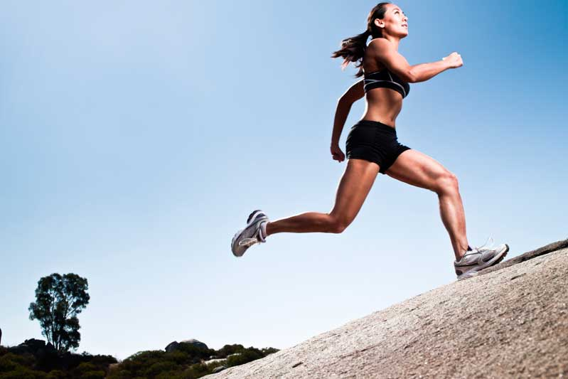 Gana fuerza sin ganar peso