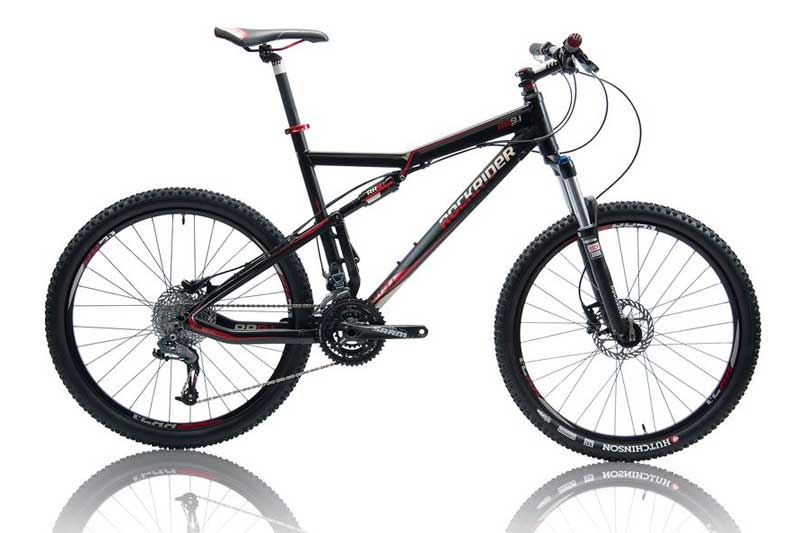 mountain bikes 2014 b 39 twin rockrider 9 1 sportlife. Black Bedroom Furniture Sets. Home Design Ideas
