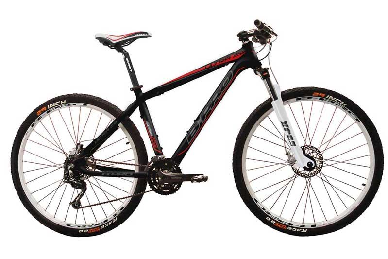 Mountain bikes 2014: B PRO Ultra 29