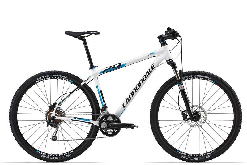 "Mountain bikes 2014: Cannondale Trail SL 29"" 3"
