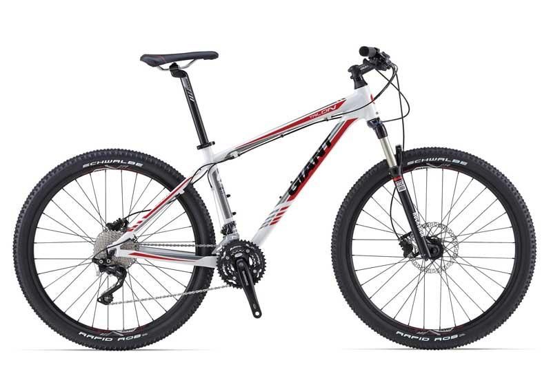 Mountain bikes 2014: Giant Talon 27.5 1 LTD