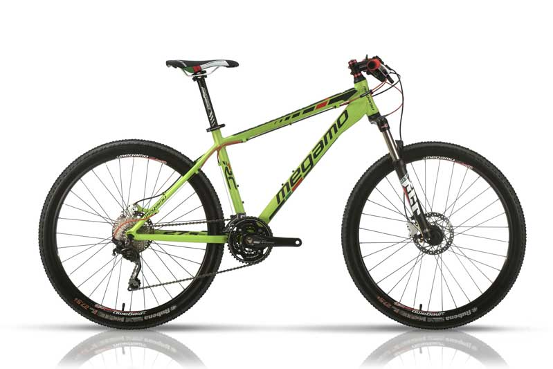 Mountain bikes 2014: Megamo Natural 15. 27,5""