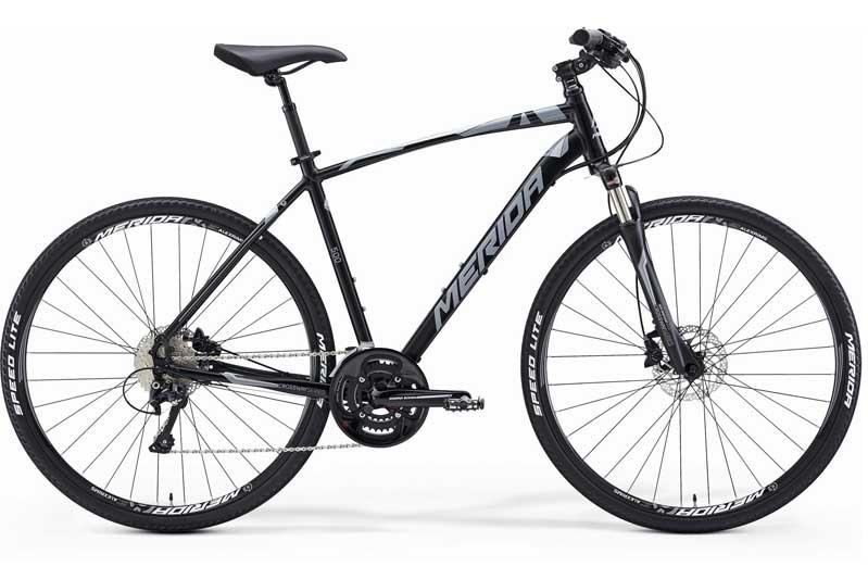 Mountain bikes 2014: Merida Crossway 500