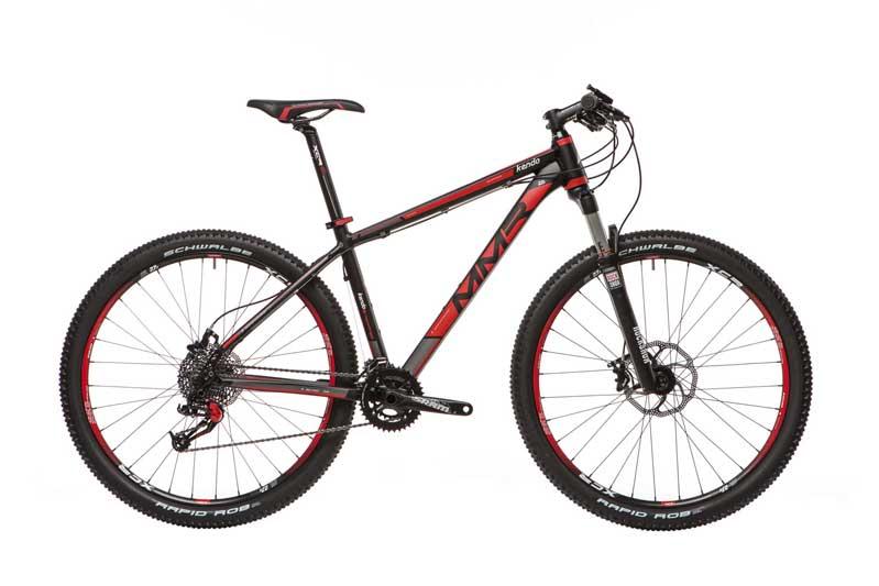 Mountain bikes 2014: MMR Kendo 5