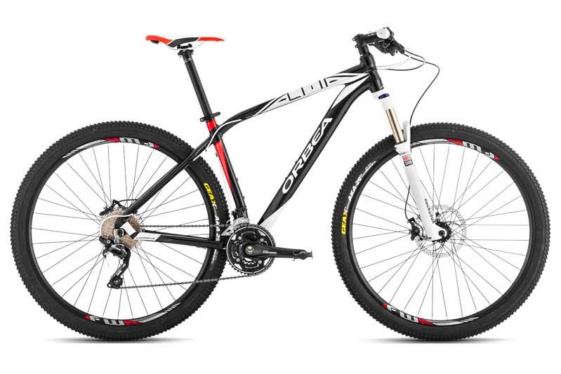 Mountain bikes 2014: Orbea Alma H60