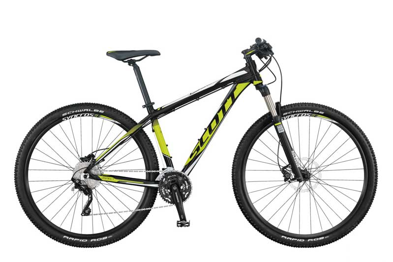 Mountain bikes 2014: Scott Aspect 910