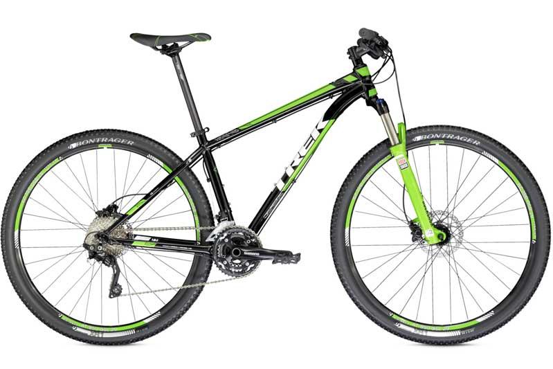 Mountain bikes 2014: Trek X-Caliber 9