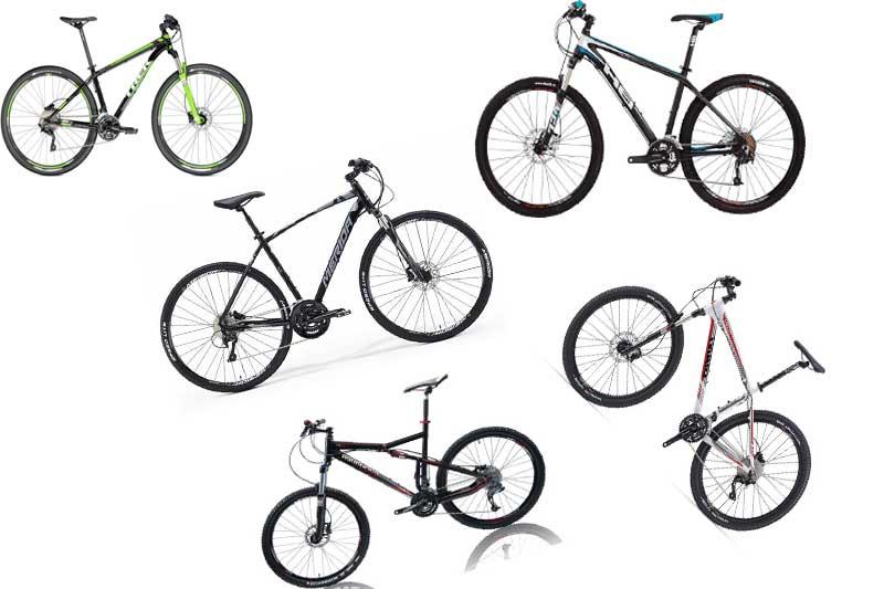 Mountain bikes 2014: Objetivo 1000 euros