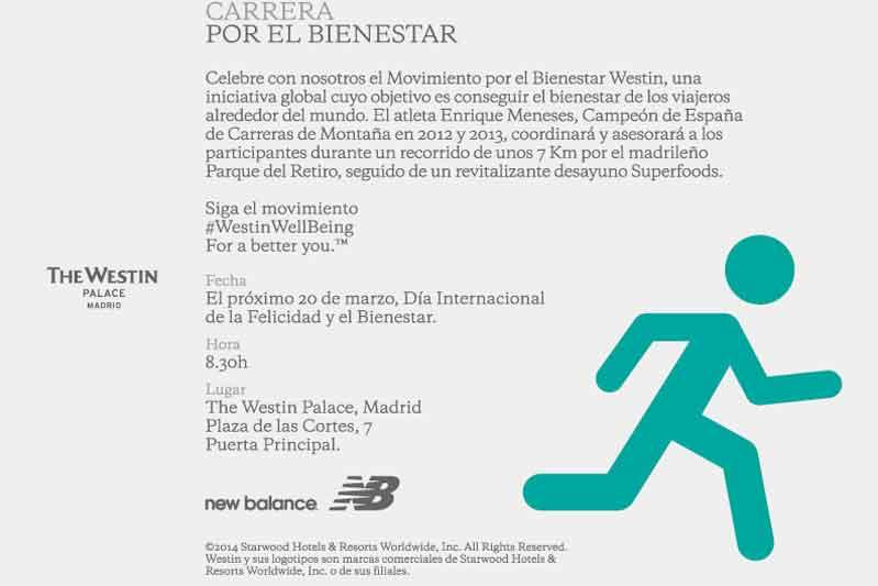 I Carrera por el Bienestar: ¡Celebra el Día de Internacional de la Felicidad corriendo!