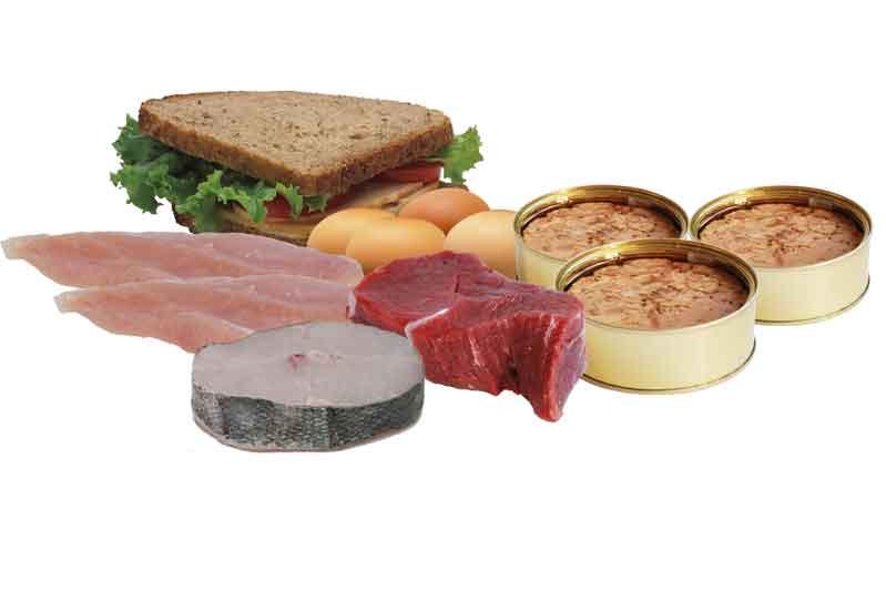 ¿Cuántas proteínas necesito?