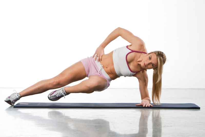 Piernas firmes con 4 ejercicios