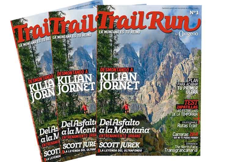 Trail Run: la nueva revista para los corredores de montaña
