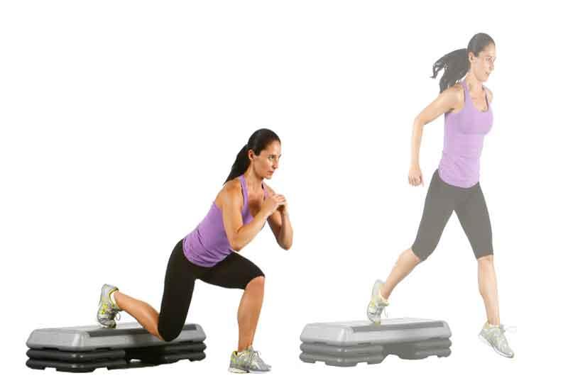 Ejercicios para unas piernas fuertes y potentes