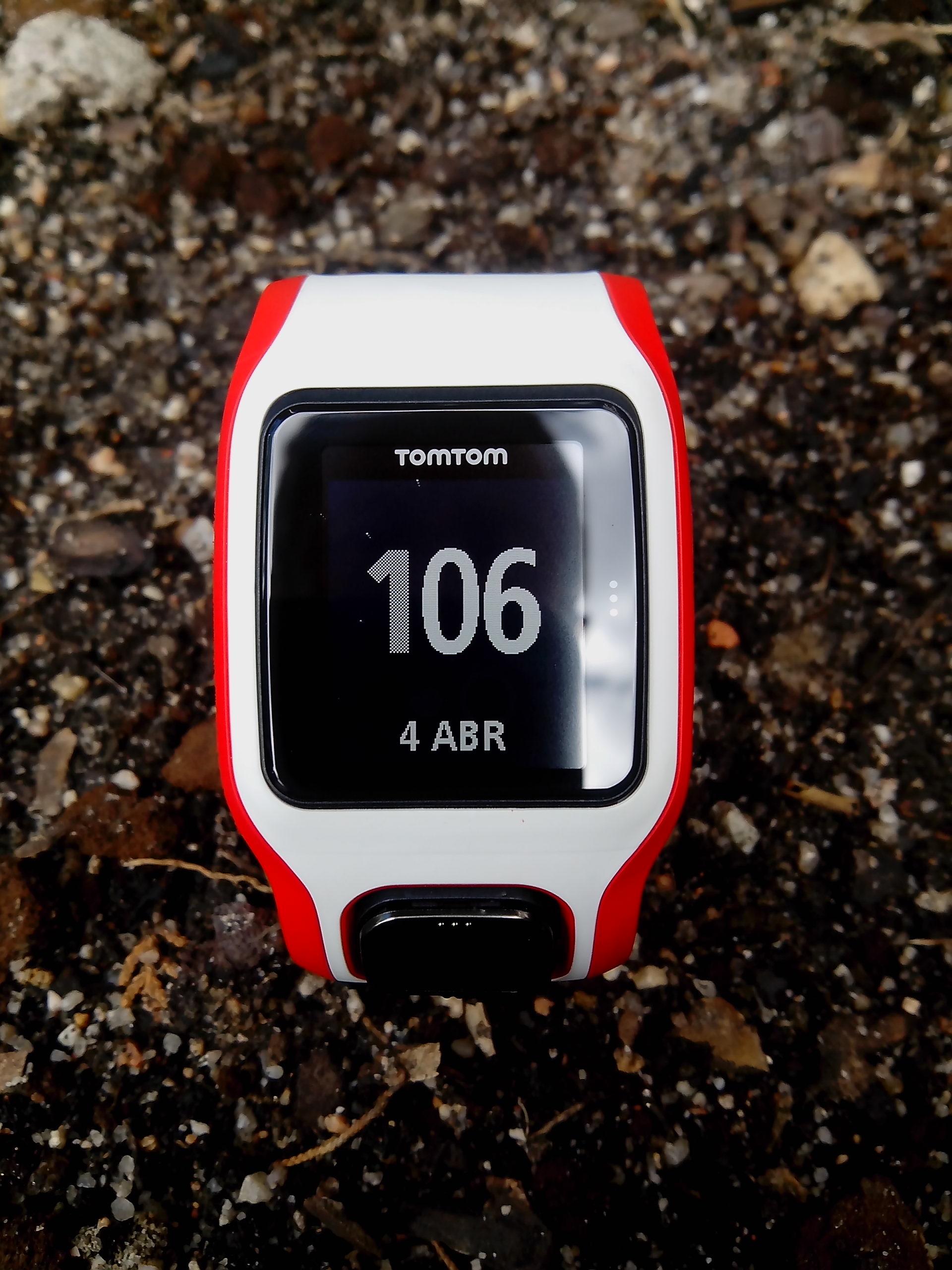 TomTom lanza su GPS con pulsómetro sin banda de pecho