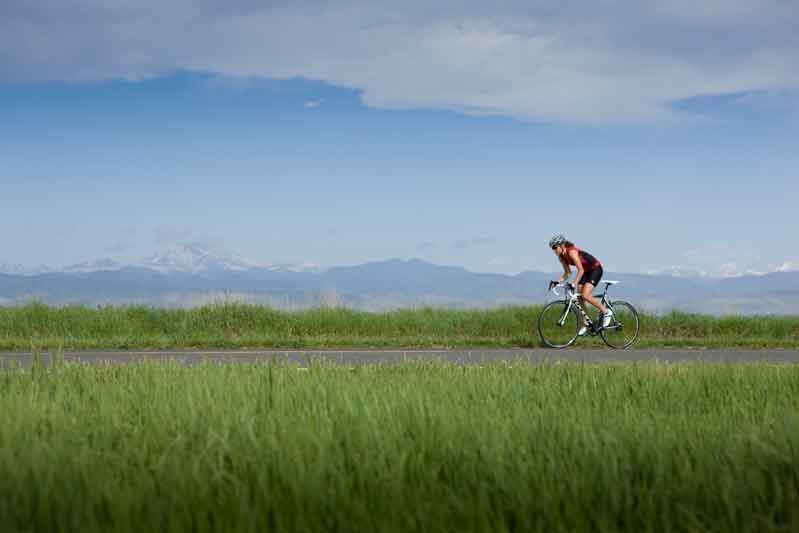 Este verano: ¡triatleta!
