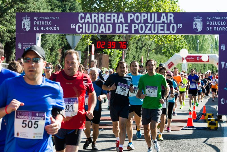 """II Edición de la Carrera Popular """"Ciudad de Pozuelo"""""""