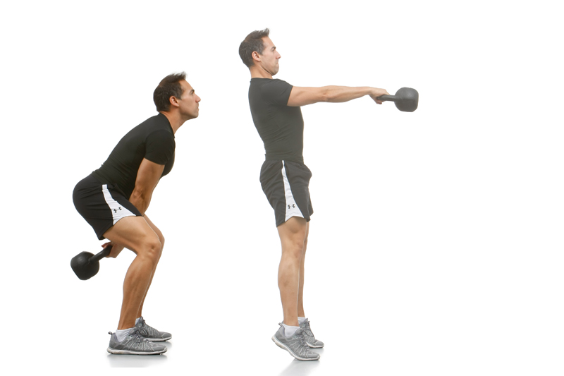 Cuida tu espalda mientras entrenas