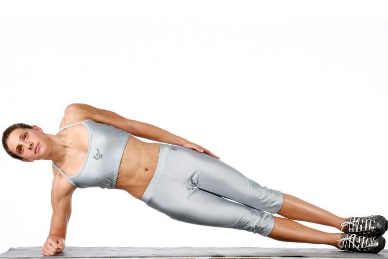 Los ejercicios de entrenamiento que te equilibran