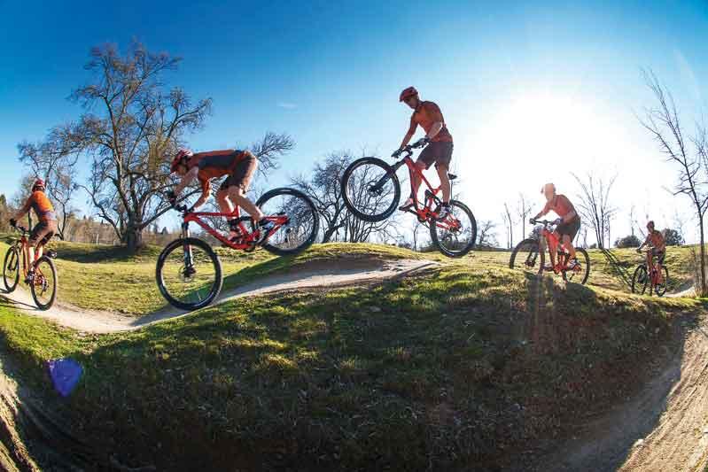 Gana potencia y velocidad sobre tu bici