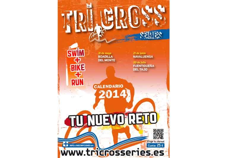 Llega Tri Cross Series 2014