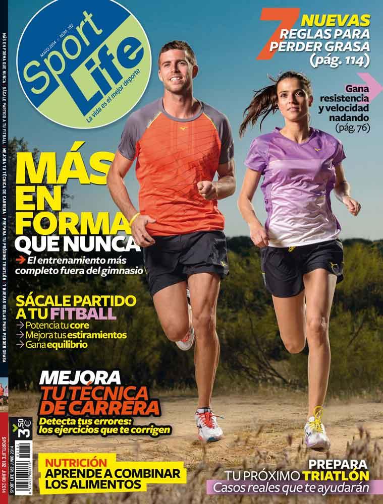 Sumario Sport Life 182 junio 2014
