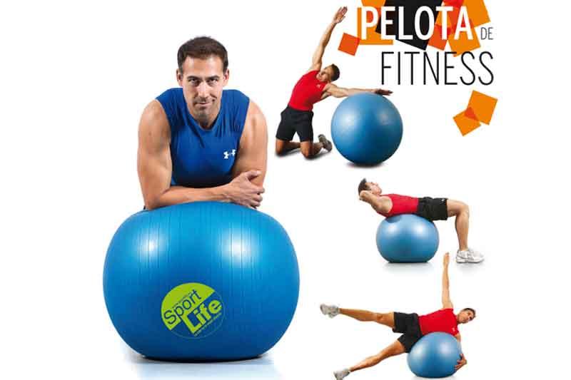 Pasión por el fitnessball