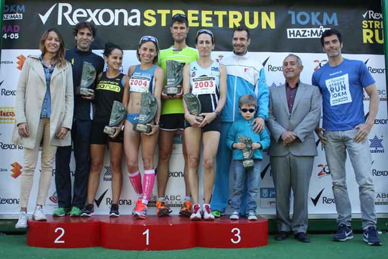 De Madrid a Mataró: quinta prueba de la Rexona Street Run