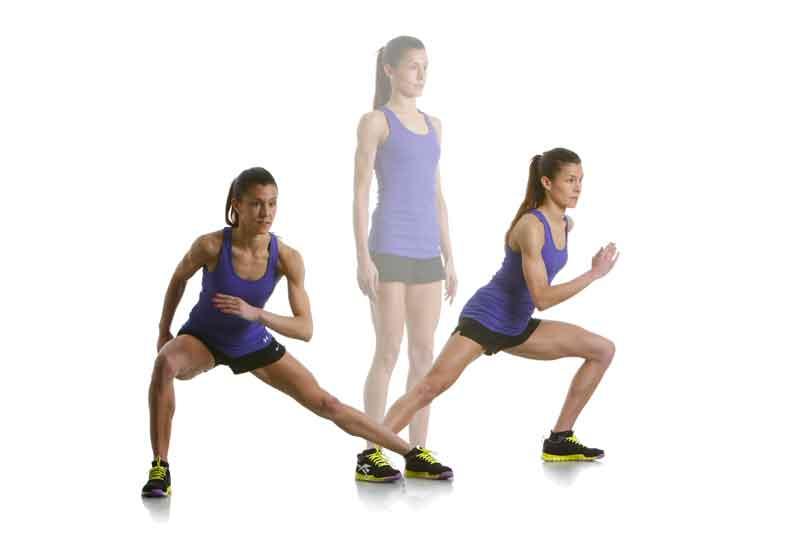 En forma para el running