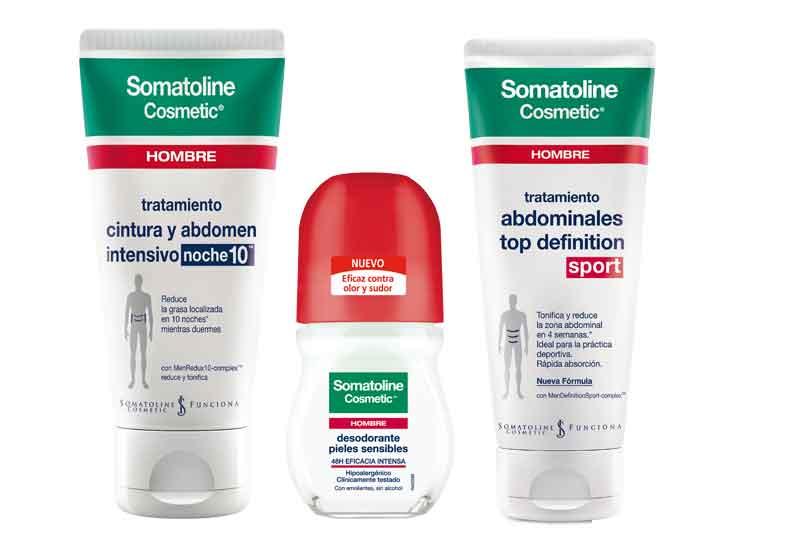 Sorteamos 5 lotes de los 3 productos estrella de Somatoline