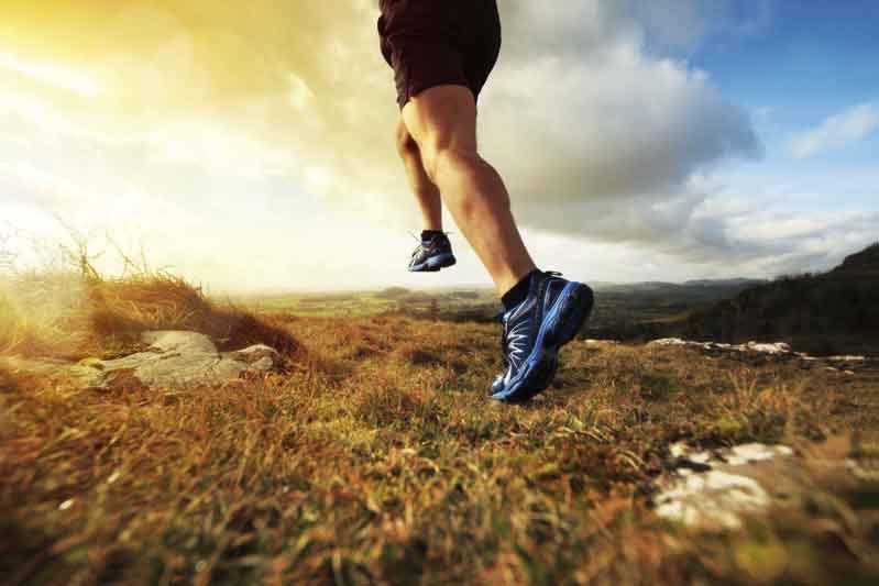 Corre y deja atrás los kilos