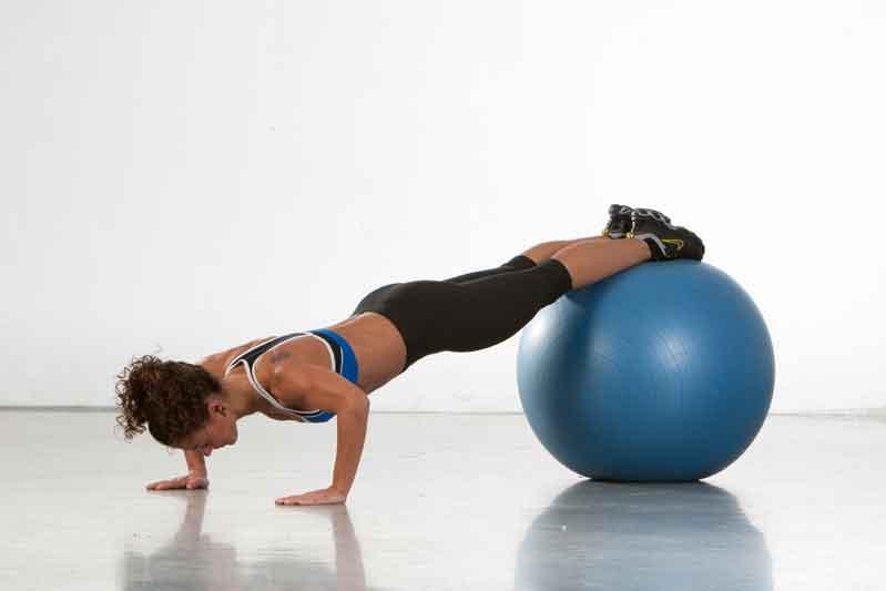 Sácale más partido a tus flexiones