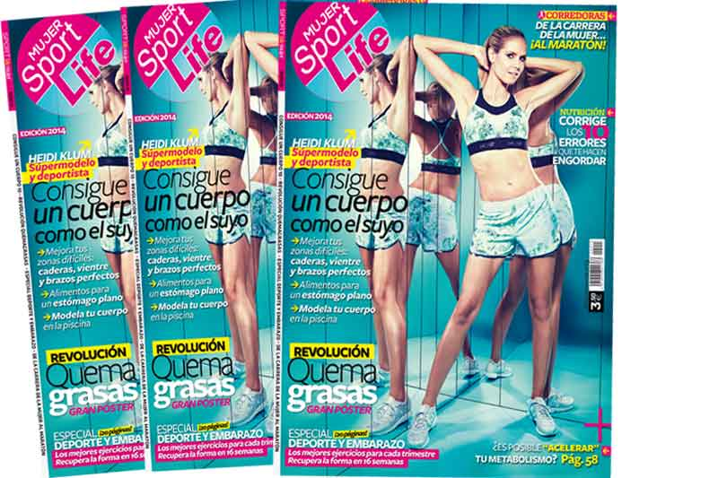 Sport Life Mujer 2014